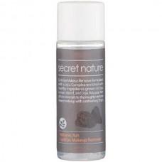 secret nature Volcanic Ash Lip & Eye Makeup Remover - Жидкость для снятия макияжа глаз и губ с ВУЛКАНИЧЕСКИМ ПЕПЛОМ 30мл