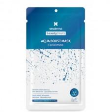 Sesderma BEAUTYTREATS Aqua boost mask - Маска увлажняющая для лица 25мл