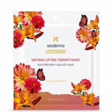 Sesderma BEAUTYTREATS Natural lifting therapy mask - Маска антивозрастная для лица 25мл