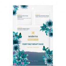 Sesderma BEAUTYTREATS Purifying therapy mask - Маска очищающая для лица 27мл