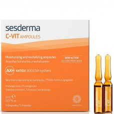 Sesderma C-VIT Ampoules - Средство в ампулах с витамином С, 5 x 2мл