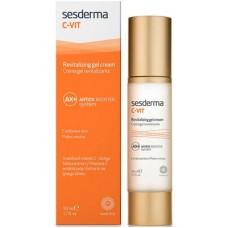 Sesderma C-VIT Revitalizing gel cream - Крем-гель омолаживающий 50мл