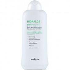 Sesderma HIDRALOE Body wash - Гель для душа для сухой и чувствительной кожи 750мл