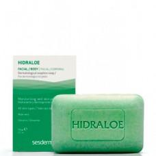 Sesderma HIDRALOE Soupless Soup - Дерматологическое мыло для лица и тела 100гр