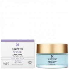 Sesderma SERENITY Night cream - Крем ночной для всех типов кожи Липосомальный 30мл