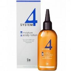 Sim SENSITIVE SYSTEM 4 Moisture Scalp Lotion M - Увлажняющий лосьон «M» для кожи головы и тела 100мл