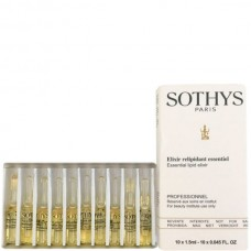 SOTHYS Essential lipid elixir - Эссенциальный эликсир для мгновенного восстановления барьерных функций кожи 10 х 1.5мл