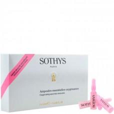 SOTHYS Oxygenating essential ampoules - Ампульный концентрат с кислородонасыщающим и ревитализирующим действием 7 х 1.5мл