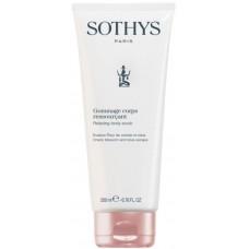 SOTHYS AROMA Relaxing body scrub - Релаксирующий скраб для тела с ЦВЕТКАМИ ВИШНИ и ЛОТОСА 200мл
