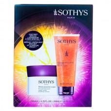 """SOTHYS Pro-youth Set (Body Serum + Silhouette Exfoliant) - Набор """"Молодость тела"""" (омолаживающей сыворотки для тела + антицеллюлитного корректирующего скраба) 200 + 200мл"""