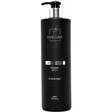 SYNCLAIR Detox Therapy Shampoo pH 6.7 - Шампунь глубокого очищения с фруктовыми кислотами 600мл