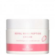 the SKIN HOUSE Royal Noni Peptide Cream - Крем для лица Укрепляющий с ПЕПТИДАМИ и ЭКСТРАКТОМ НОНИ 50мл