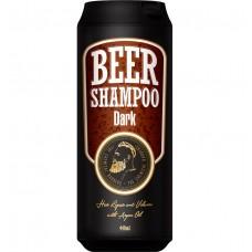 THE CHEMICAL BARBERS BEER SHAMPOO DARK - Восстанавливающий шампунь с аргановым маслом 440мл