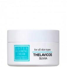THELAVICOS SUVIA Lotus Blooming Cream - Крем для лица Омолаживающий с ЛОТОСОМ 50гр