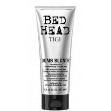 TIGI Bed Head DUMB BLONDE™ Reconstructor Conditioner for Blonde Hair - Кондиционер-маска для блондинок 200мл