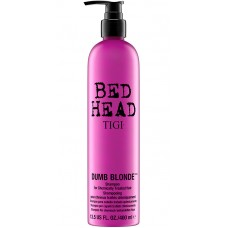 TIGI Bed Head DUMB BLONDE™ Shampoo for Blonde Hair - Шампунь для блондинок 400мл