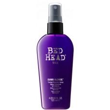 Tigi Dumb Blonde Toning Protection Spray - Бальзам-спрей нейтрализующий желтизну светлых волос 125мл