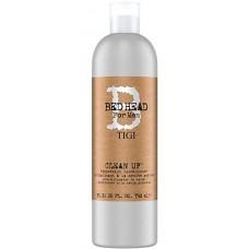 TIGI Bed Head For Men CLEAN UP™ Peppermint Conditioner - Мятный кондиционер для волос 750мл