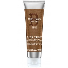 TIGI Bed Head For Men LION TAMER™ Beard & Hair Balm - Cтайлинговый крем для укладки бороды и волос 100мл