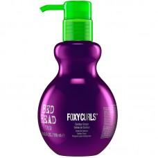 TIGI Bed Head FOXY CURLS™ Contour Cream - Дефинирующий крем для вьющихся волос и защиты от влаги 200мл