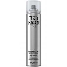 TIGI Bed Head HARD HEAD™ Hard Hold Hairspray - Лак для суперсильной фиксации 385мл