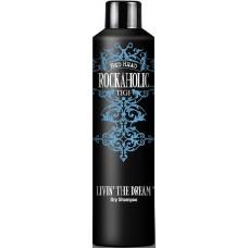 TIGI Bed Head ROCKAHOLIC LIVIN' THE DREAM Dry Shampoo - Сухой шампунь 250мл