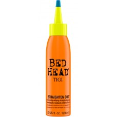 TIGI Bed Head STRAIGHTEN OUT™ 98% Humidity Defying Straightening Cream - Термоактивный разглаживающий крем 120мл