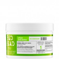 TIGI Urban Anti+dotes Re-Energize Treatment Mask - Маска для нормальных волос 200мл