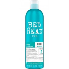 TIGI Bed Head urban anti+dotes™ RECOVERY Shampoo 2 - Шампунь для поврежденных волос уровень 2, 750мл
