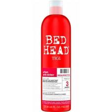 TIGI Bed Head urban anti+dotes™ RESURRECTION Shampoo 3 - Шампунь для сильно поврежденных волос уровень 3, 750мл