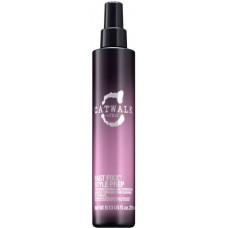TIGI Sleek Mystique Fast Fixx Style Prep - Спрей-вуаль для увлажнения и разглаживания волос 270мл