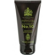 TRUEFITT & HILL AUTHENTIC No.10 Sensitive Moisturiser - Аутентик №10 Увлажняющее средство для чувствительной кожи 75мл