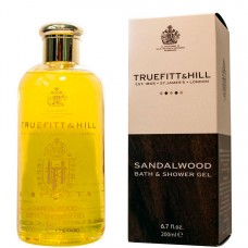 TRUEFITT & HILL BATH & SHOWER GEL Sandalwood - Гель для душа SANDALWOOD 200мл