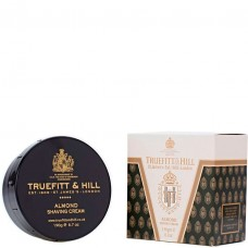 TRUEFITT & HILL SHAVING CREAM Almond - Крем для бритья (в банке) 190гр