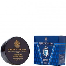 TRUEFITT & HILL SHAVING CREAM Trafalgar - Крем для бритья (в банке) 190гр