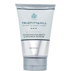 TRUEFITT & HILL SKIN Invigorating Bath & Shower Scrub - Тонизирующий скраб для тела (в тюбике) 100мл