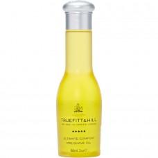 TRUEFITT & HILL ULTIMATE COMFORT Pre-Shave Oil - Масло для кожи до бритья 60мл