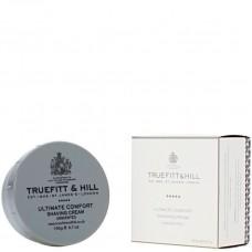 TRUEFITT & HILL ULTIMATE COMFORT Shaving Cream - Крем для бритья для чувствительной кожи (в банке) 190гр