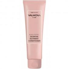 VALMONA Black peony seoritae nutrient conditioner - Кондиционер для волос с экстрактом чёрной сои и пиона 100мл