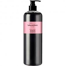 VALMONA Black peony seoritae nutrient shampoo - Шампунь для волос с экстрактом чёрной сои и пиона 480мл
