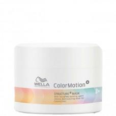 WELLA Professionals Color Motion+ STRUCTURE+ MASK - Маска для интенсивного восстановления окрашенных волос 150мл