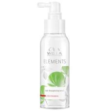WELLA Professionals ELEMENTS Hair Strengthening Serum - Обновляющая сыворотка для волос и кожу головы 100мл