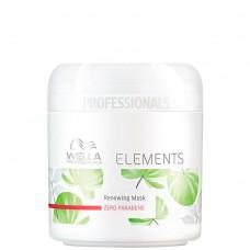 WELLA Professionals ELEMENTS Renewing Mask - Обновляющая маска 150мл