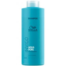 WELLA Professionals INVIGO BALANCE AQUA PURE Purifying Shampoo - Очищающий щампунь 1000мл