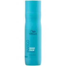 WELLA Professionals INVIGO BALANCE SENSO CALM Sensitive Shampoo - Шампунь для чувствительной кожи головы 250мл