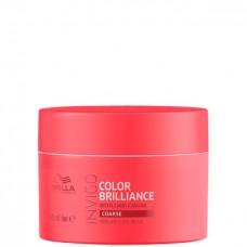 WELLA Professionals INVIGO COLOR BRILLIANCE Coarse Protection Mask - Маска для защиты цвета окрашенных ЖЁСТКИХ волос 150мл