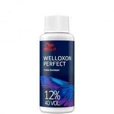 WELLA Professionals KOLESTON WELLOXON PERFECT - Окислитель для окрашивания волос 12%, 60мл