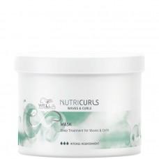 WELLA Professionals NUTRICURLS Mask for Waves & Curls - Питательная маска для вьющихся и кудрявых волос 500мл