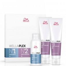 WELLA Professionals WELLAPLEX - Набор для восстановления структуры волос 100 + 100 + 100мл